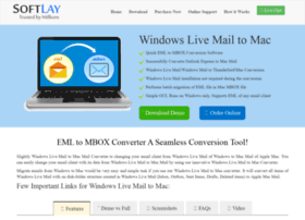 Windowslivemailtomac.com thumbnail