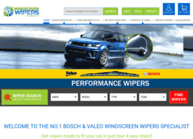 Windscreenwipersdirect.co.uk thumbnail