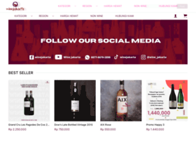 Winejakarta.com thumbnail