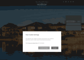 Wineport.ie thumbnail