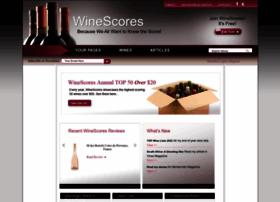 Winescores.ca thumbnail