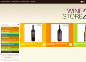 Winestore24.fr thumbnail