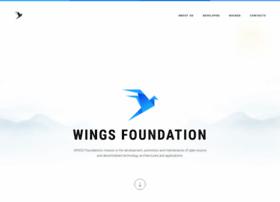 Wingsfoundation.ch thumbnail