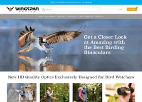 Wingspanoptics.com thumbnail