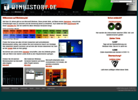 Winhistory.de thumbnail