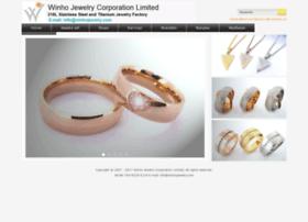 Winhojewelry.com thumbnail