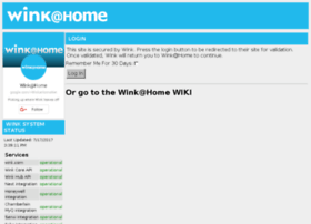 Winkathome.net thumbnail