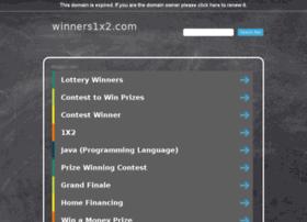 Winners1x2.com thumbnail