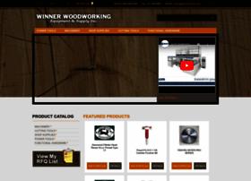 Winnerwood.com thumbnail