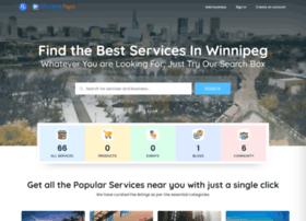 Winnipegpages.ca thumbnail