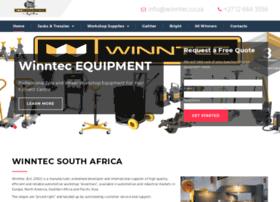 Winntec.co.za thumbnail