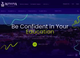 Winona.edu thumbnail