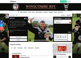 Winscomberfc.co.uk thumbnail