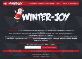 Winter-joy.space thumbnail