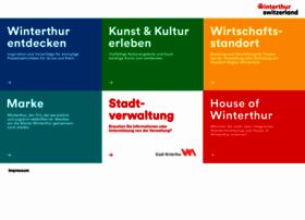 Winterthur.ch thumbnail