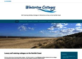 Wintertoncottages.co.uk thumbnail
