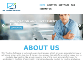 Free commodity trading signals software download