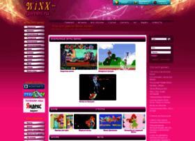 Winx-games.ru thumbnail
