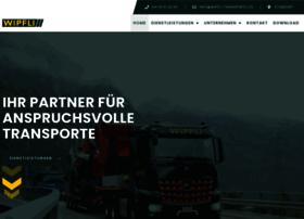 Wipfli-transporte.ch thumbnail