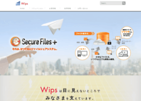 Wips.co.jp thumbnail
