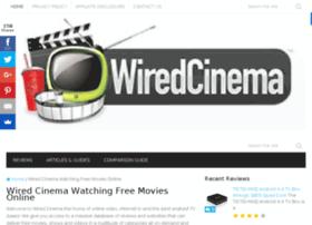 Wiredcinema.com thumbnail