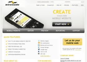 Wirenode.mobi thumbnail