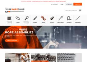 Wireropeshop.co.uk thumbnail