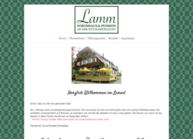 Wirtshaus-lamm.de thumbnail