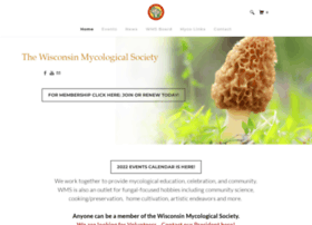 Wisconsinmycologicalsociety.org thumbnail