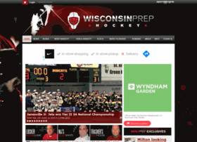 Wisconsinprephockey.net thumbnail