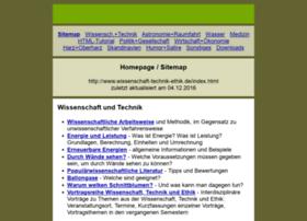 Wissenschaft-technik-ethik.de thumbnail