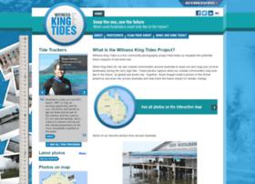 Witnesskingtides.org thumbnail