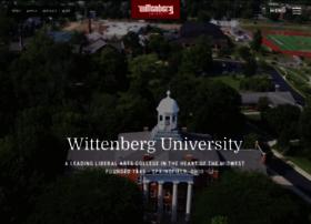 Wittenberg.edu thumbnail