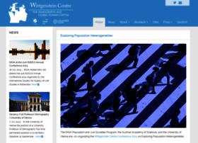 Wittgensteincentre.org thumbnail