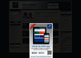 Wiwi-online.co.uk thumbnail