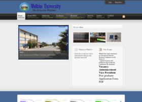Wku.edu.et thumbnail