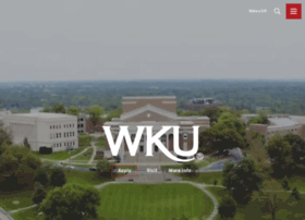Wku.edu thumbnail