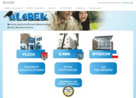 Wlodek.edu.pl thumbnail