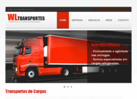 Wltransportesdecargas.com.br thumbnail