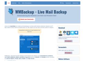 Wmbackup.de thumbnail