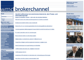 Wmd-brokerchannel.de thumbnail
