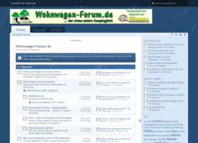 Wohnwagen-forum.de thumbnail