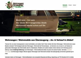 Wohnwagen-stiegler.de thumbnail