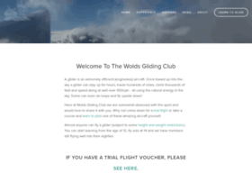 Wolds-gliding.org thumbnail