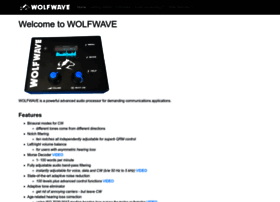 Wolfwave.co.uk thumbnail