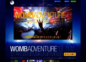 Wombadventure.jp thumbnail