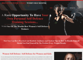 Women-self-defense.com thumbnail