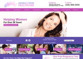 Womenandteens.com thumbnail