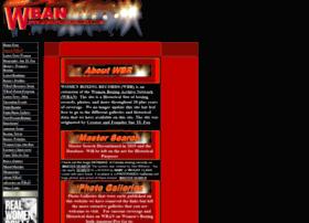 Womenboxingrecords.com thumbnail