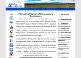 Womenofthemountains.org thumbnail